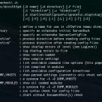 Macで ローカルサーバー構築 Apache設定編
